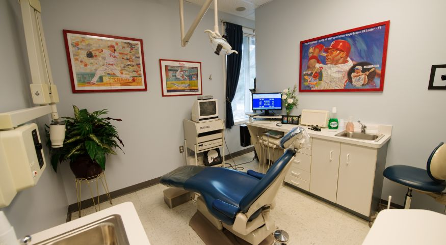 Our Office – Middletown Delaware Dentist Dr  Brian McAllister