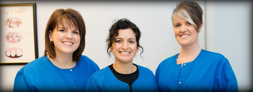 Dedicated Dental Professionals staffing our Middeltown Delaware office